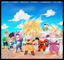 DBZ ! The Epic Battle -Collab- by BaYmOnE