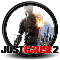 Just Cause 2 Circle icon By Myselph by bymyselph