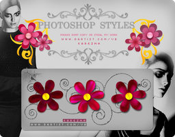 PHOTOSHOP - STYLES .. by MISS-KAREZMH