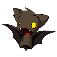 sandio bat by voodooxfishy