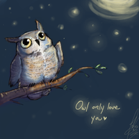 For you, hoo else? by RastaPickney-Juls