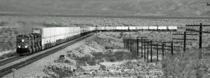BNSF 7811 climbing Ash Hill by photogatlarge