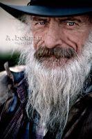 old man in color by assailthesalient