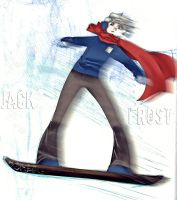 Jack Frost 3 by Rurim