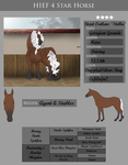 Stella's HIEF 4 Star Reference by AgentQStables