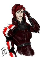 Renee Shepard by ReneeMars