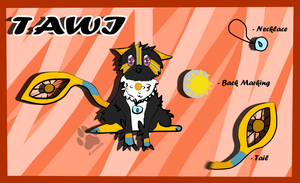 .:Tawi Species - Contest Entry 3:: by Korollily