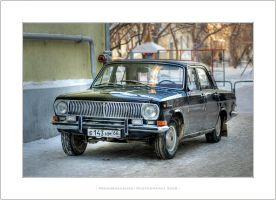 Russian Cars v.1 by Serrgeon