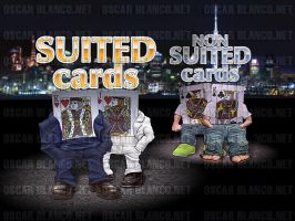 Suited-Non Suited Cards by otas32