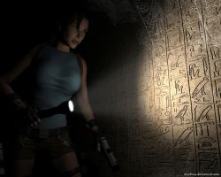 Lara Croft62 by Nicobass