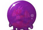 CrestStella trapped within the Serpents bubble by Crafty-Cobra