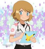 CM: Serena Paramedic by MoonLight-Caro