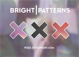 {Bright - Patterns} by Poqi