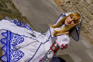 Trinity Blood - Sister Kate by nocturnal-blossom