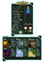 PKMN-E App - Trainer Aro by Maipee-Chan