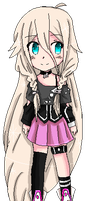 [Vocaloid pixels] IA by Andi-chin