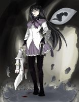 Homura by drowtales