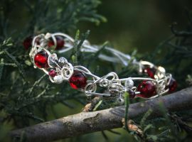 Bloody Forest Bracelet by Bodza