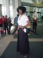 ITS AFRO by ChrisXLee
