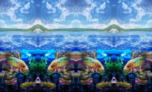 Idylls of the Deep for Wallpaper by chrysalis-of-glass