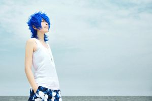 summer_kaito by 0066
