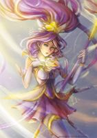 Star Guardian Janna by draifu
