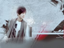 Kim Hyun Joong Wallpaper 20 by Anysayuri