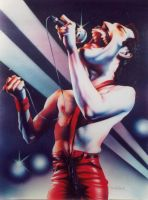 Freddie Mercury by JSaurer