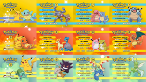 Pokemon Indigo League DVD Box Set Menus #3 by dakotaatokad
