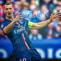 Ibrahimovic - Faction by taarsomoraes