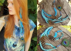 Hair Jewellery SOLD by Maquenda