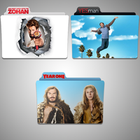 Y movie folder icon pack by Kliesen