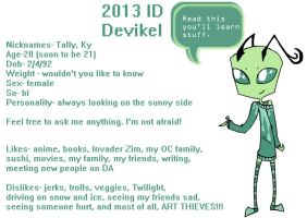 2013 ID by Devikel