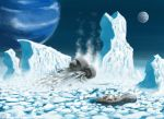 Icy Demise by Corzar