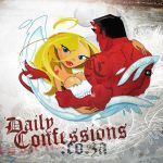 Daily Confessions by hxgraphics