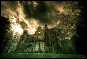 Haunted stories by zardo