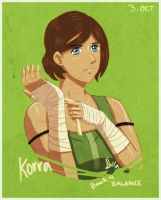 Korra .book 4 by sexyfairy