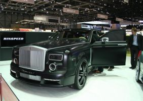 Rolls Royce Phantom Mansory by Hella-Sick
