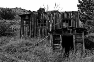 Ghost Town III by snakstock