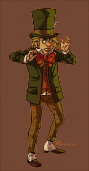 Jervis Tetch by SeaGerdy