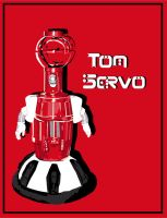 Tom Servo by distasty
