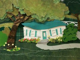 Mrs. Anderson's House by laurenkrieger