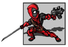 baby Deadpool by Hopeyouguessedmyname