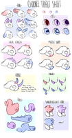 Choobees Trait Sheet! by SetSaiI