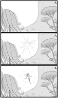 Mia and me  storyboard 01 by Sarcix82