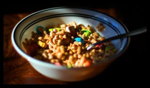 Cereal by blindspy