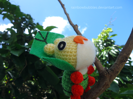 Sewaddle Amigurumi 2 by Rainbowbubbles