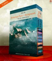 Himalaya Pack - Backgrounds by version-four