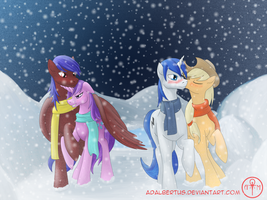 Winter is Magic by Adalbertus