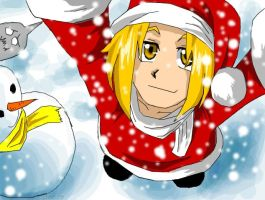 Edward Elric by Paradiss2009